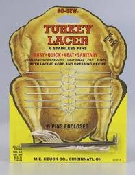 turkey lacers no sew turkey lacer cookware more