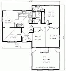 One Floor Open Concept House Plans 136 Best House Plans Images On Pinterest Small House Plans
