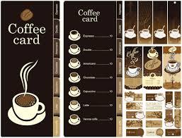 free wine list template menu vector graphics blog coffee card templates vector