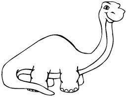long neck dinosaur coloring pages kids jpg 600 464 craft