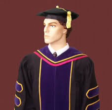 academic robes doctoral gown fabrics and colors for custom academic regalia