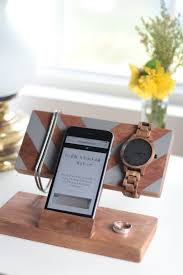 diy wood charging station how to make a diy accessory holder charging station from scrap