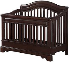 Espresso Convertible Cribs Bertini Castlebrook 5 In 1 Convertible Crib Espresso Babies R Us