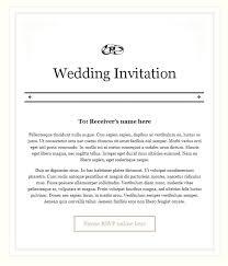 wedding invitations format inspirational wedding invitation format on mail wedding
