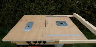 Table Jigsaw 3 In 1 Homemade Table Saw Router And Inverted Jigsaw