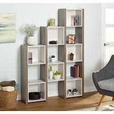 Bookcases As Room Dividers Simple Living Urban Room Divider Bookcase Free Shipping Today