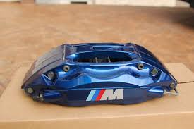 logo bmw m my custom lemans blue m logo calipers really set the car apart