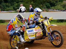 sidecar motocross racing sidecar motocross flickr
