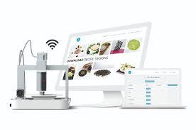 3d food printer focus byflow
