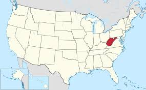 Map Of Northeast Us List Of Cities In West Virginia Wikipedia