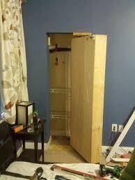 Secret Closet Doors Headboard With Secret Gun Compartments Doors Room And How Make