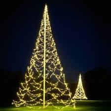 telescoping flagpole christmas lights christmas tree kit designed for the original telescoping flagpole