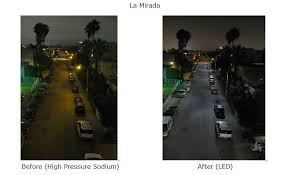 how l a s new led lights will change forever l a