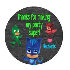 109 pj mask party images pj mask birthday