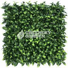 artificial plants leaf artificial plants wall panel greenery garden