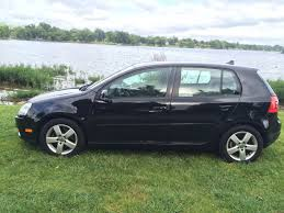 vwvortex com 2008 rabbit 4 door black 6250