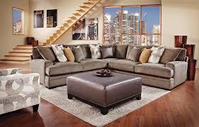 Upholstery Sectional Sofa Granite Upholstered 3 Sectional 3 Pc Sectional Sofa Home Vid