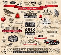 christmas ornaments collection vector graphics 02 vector