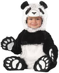 Panda Bear Halloween Costumes Tierno Bebe Disfraz Osito Panda Bebes Panda