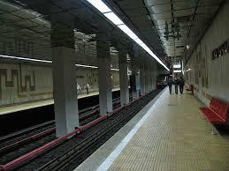 Mihai Bravu metro station