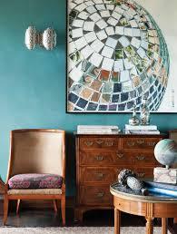 spanish moorish living room interiors by color