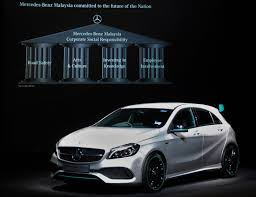 future mercedes mercedes benz malaysia invests in the future with csr