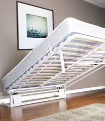 Wall Bed Frame Diy Murphy Bed Frame For Putting Inside A Closet Murphy