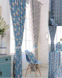 beautiful and colorful beach themed curtains best house design
