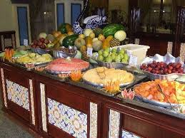 the old buffet much more character and slelection picture of