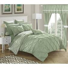 green bed set green bed in a bag for less overstock com