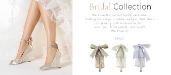 Bridal Shoes Wedding Shoes Bridal Shoes Pumps Sandals Wedge By Nina Shoes