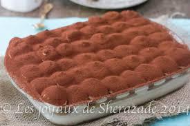 cuisine italienne tiramisu facile tiramisu recette de tiramisu facile les joyaux de sherazade