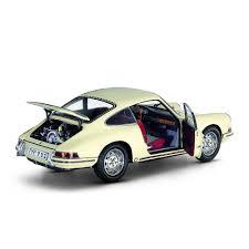 porsche petron porsche 901 1964 champagne yellow classic model cars