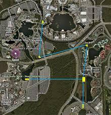 Caribbean Beach Resort Disney Map by New Skyway System Coming To Walt Disney World