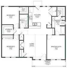 simple floor plans simple 4 bedroom house plans modern 4 bedroom house plans gorgeous
