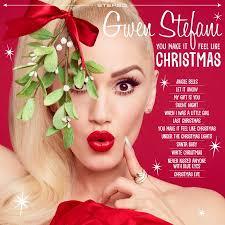 christmas cd gwen stefani you make it feel like christmas cd walmart