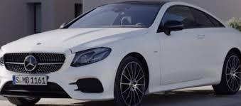 mercedes a class test drive 2018 mercedes e class coupe edition 1 test drive interior design