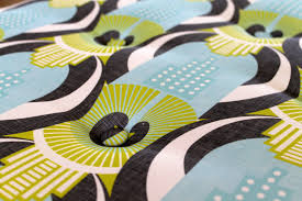 Upcycle Ottoman Project Tutorial Upcycling An Ottoman With Spoonflower Fabric