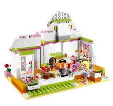 amazon com lego friends 41035 heartlake juice bar toys u0026 games