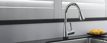 kitchen faucets touch technology modern kitchenette design with venuto pull kitchen faucet