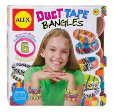 amazon com alex toys diy wear duct tape bangles toys u0026 games