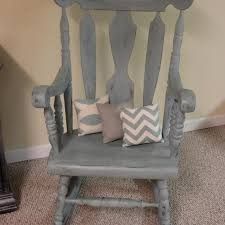 Annie Sloan Duck Egg Blue by Find More Rocking Chair Distressed With Annie Sloan Duck Egg Blue