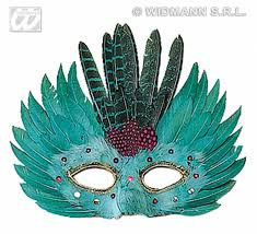 carnival masks carnival accessories feathers mask fancy dress