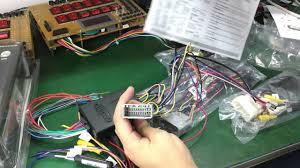 wiring harness for dodge chrysler jeep wrangler install joying