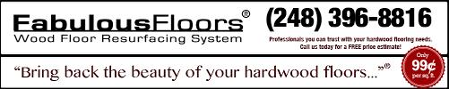 Hardwood Floor Resurfacing Fabulous Floors Michigan Hardwood Floor Refinishing U0026 Resurfacing