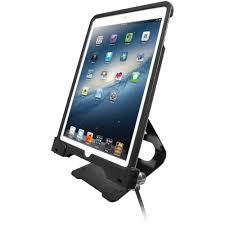cta digital anti theft security case with stand pad ascs b u0026h