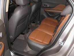 Encore Interior 2013 Buick Encore First Drive Review Kelley Blue Book