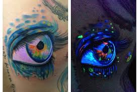 uv or blacklight tattoos gran canaria gran canaria tattoo