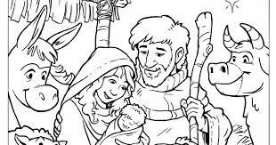 christmas nativity coloring pages christmas coloring pages baby
