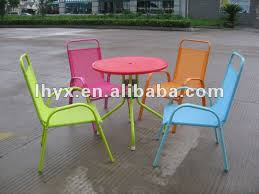 children s outdoor table and chairs children metal table and chairs children metal table and chairs